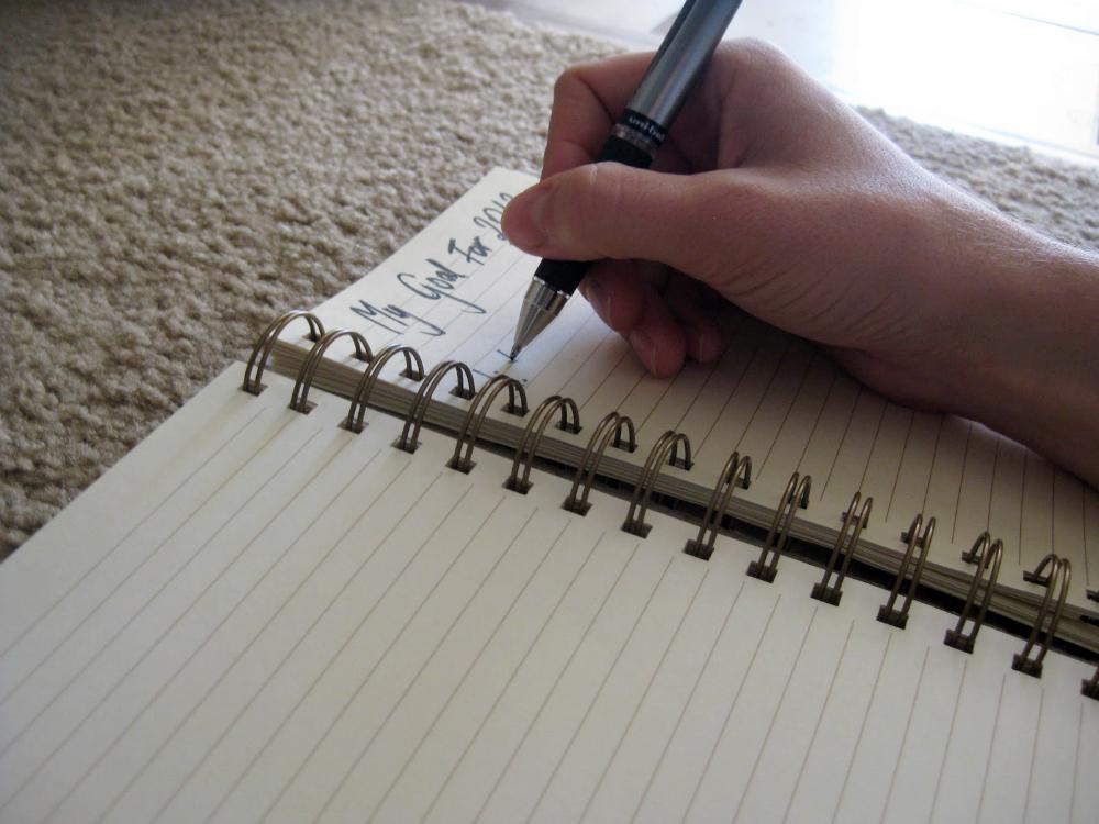 Для чего записывать цели