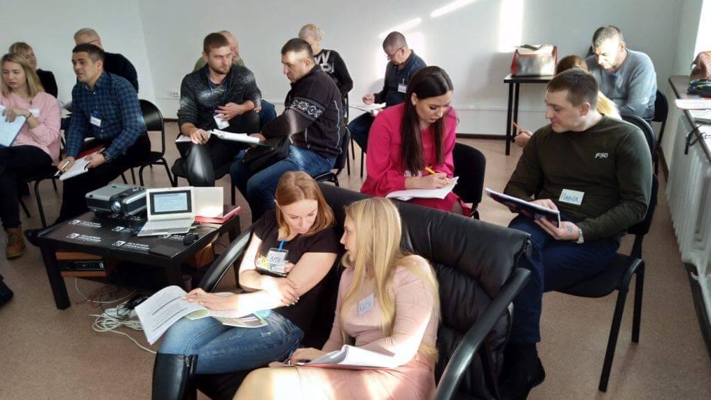 Тренинг по командообразованию в Кемерово