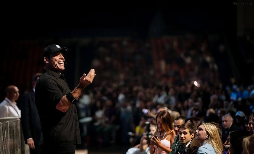 25 уроков успеха от Тони Роббинса